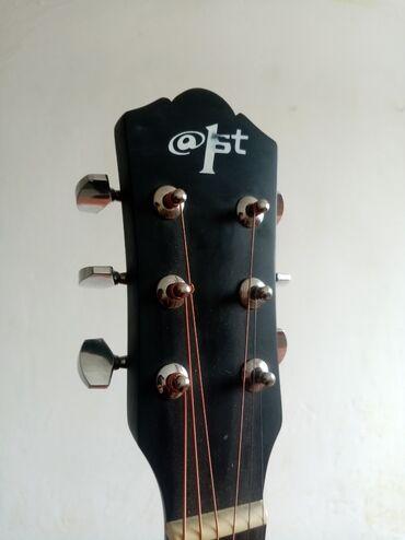 Срочно продаю!!! Акустическая гитара состояние идеальное