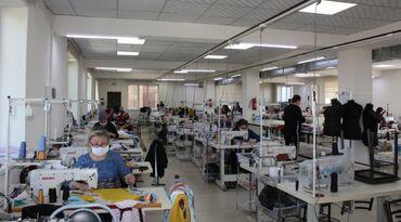 Пошив одежды - Кыргызстан: Требуется заказчик в швейный цех шьем все качество и количество