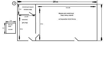 evlərin alqı-satqısı - Şəki: Satış Ev 4500 kv. m, 2 otaqlı