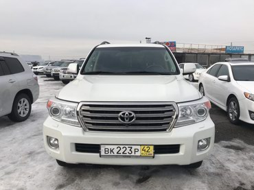 Toyota Land Cruiser 2012 в Лебединовка