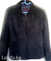 Замшевая курточка. размер 46 - 48 в Бишкек