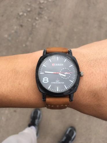 curren 8158 в Кыргызстан: Коричневые Мужские Наручные часы Curren
