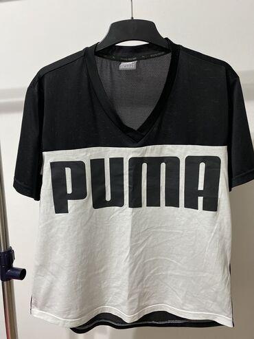 Продаю футболку Puma. В хорошем состоянии