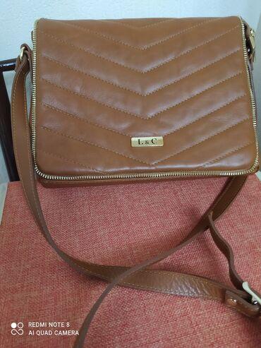 боди бишкек in Кыргызстан | ГРУЗОВЫЕ ПЕРЕВОЗКИ: Новая итальянская сумочка кросс-боди,кожа мягкая, цвет отличный