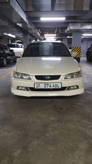 Honda - Кыргызстан: Honda Accord 2.3 л. 2001