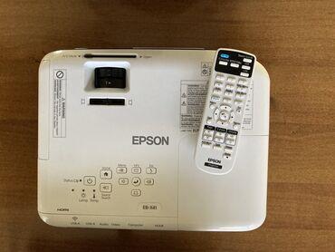 Проектор Epson EB-X41, почти новый, очень мало использовался