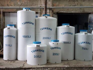 audoy 80 - Azərbaycan: Keyfiyyətli su çənləri! Türksan şirkətinin poleitilendən hazırlanmış