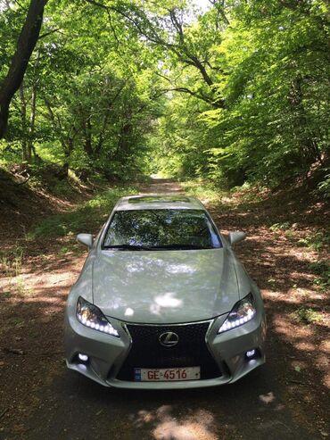 Lexus Azərbaycanda: Lexus IS 2.5 l. 2011 | 117000 km