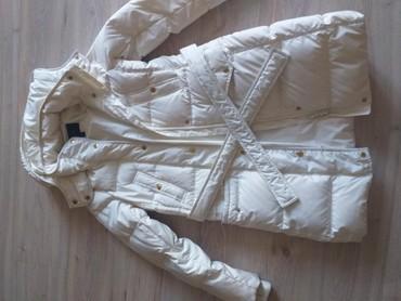 Куртка зимняя. Натуральный пух. Американский бренд J.Crew. размер