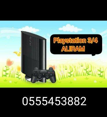 audi a8 3 tdi - Azərbaycan: Playstation 3/4 aliram. En munasib qiymetlerle unvandan aliram