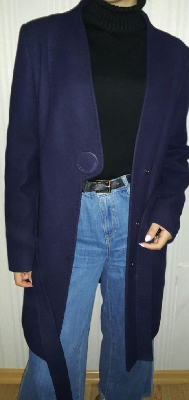"""Женская одежда - Чон-Таш: Пальто (Турция, фирма """" Лариса"""" ) . Надевали пару раз. Размер 42. Поку"""