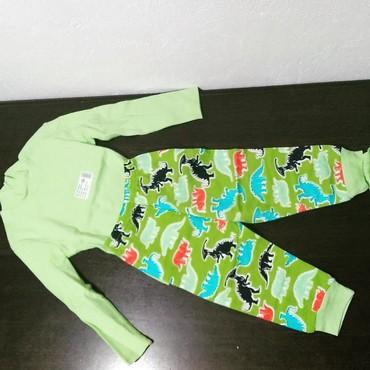 детская толстовка с начесом в Кыргызстан: Пижамы детские хб, зб начес 250-450 сом