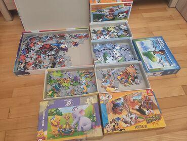 Kocke I puzzle