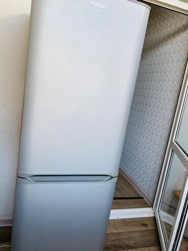 Холодильники - Кыргызстан: Б/у Серый холодильник