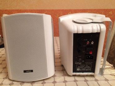 Bakı şəhərində Audio spekon control 5A aktiv manitor kalonka her ikisi aktivdir yeni