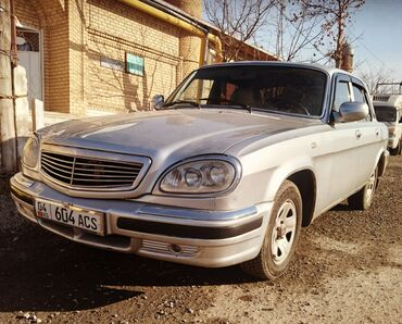 ГАЗ 31105 Volga 2.4 л. 2005