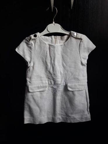 Zara haljinica kao nova bez oštećenja  Velicina 110