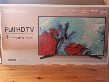 Televizorlar - Yeni - Bakı: Heç istifadə olunmayıb. Bütün məlumatlar var. İnternetdə də araşdıra