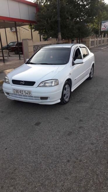 Opel Astra 1.6 l. 1999 | 276000 km