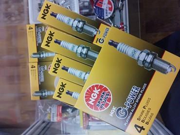 Свечи зажигания NGK G-Power - новая линейка платиновых свечей