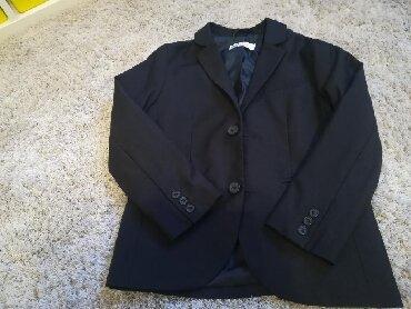 Dečije jakne i kaputi | Kikinda: H&m sako za dečake. Veličina 6 /7,122. U odličnom stanju, vrlo
