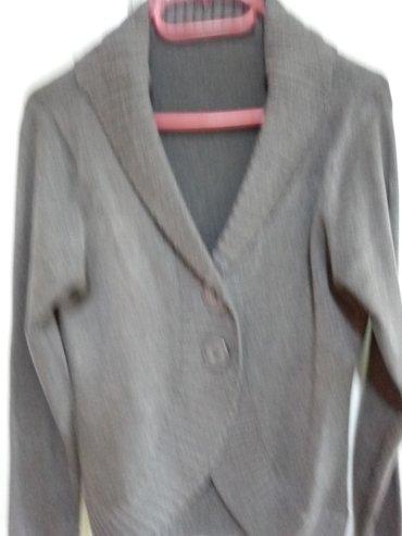 Rolka timeout - Srbija: Džemper tamno sive boje veličina m sa rol kragnicom. Vrlo lep prodaje