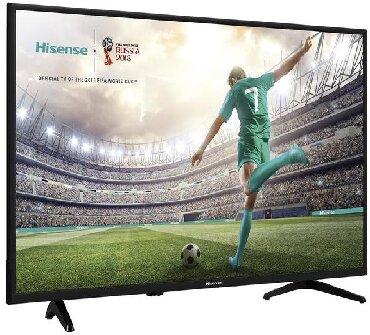 телевизор 49 дюймов в Кыргызстан: Телевизоры HISENSEДоставка по г. Бишкек бесплатноГарантия 3
