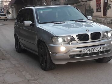 doogee x5 чехол в Азербайджан: BMW X5 4.4 л. 2003 | 300000 км