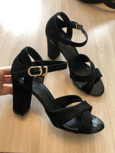 Обувь, босоножка 36 размер Одевала пару раз