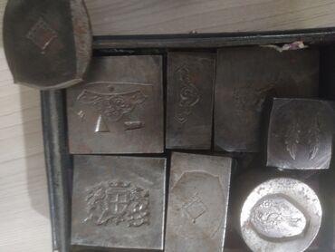 Антиквариат - Кыргызстан: Формы для ювелирных украшений
