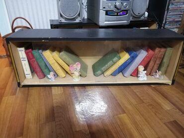 1177 объявлений: Продаю книжные полки. Со стёклами 500 сом, без стёкол 300 сом
