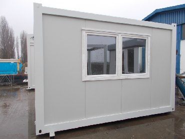 Ostale poslovne nekretnine - Srbija: Argus STANDARD, kontejneri sa duplo izolovanim pertlovanim krovom