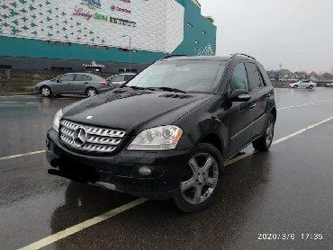 Mercedes-Benz ML 350 3.5 л. 2006   165000 км