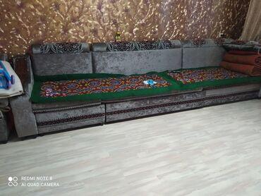 квартира токмок микрорайон in Кыргызстан   ПРОДАЖА КВАРТИР: 105 серия, 2 комнаты, 48 кв. м Теплый пол, Бронированные двери, С мебелью