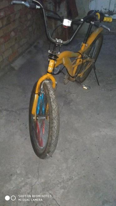 Продаю велосипед купили но не ездили просто стоит в гараже. в Бишкек