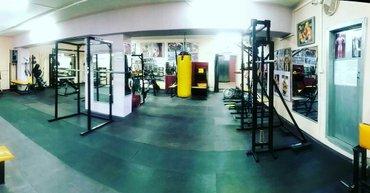 меняю действующий бизнес(тренажерный зал) общей площадью  более 200 кв в Бишкек