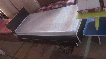 односпальные кровати размеры длине190 ширина 80с в Бишкек