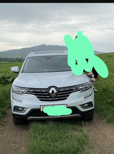 renault 5 turbo в Кыргызстан: Renault Koleos 2.5 л. 2017 | 30000 км