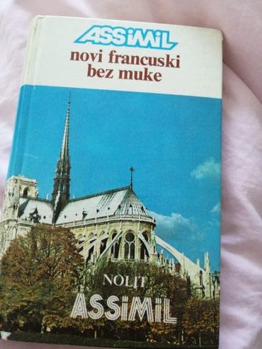 Francuska gramatika, izrazi, rečnik - Obrenovac