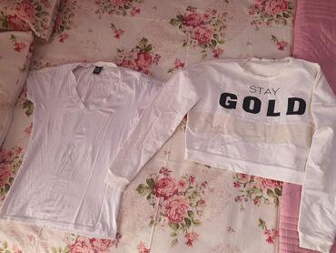 Majica i duks komplet 200 dinara S/M veličina