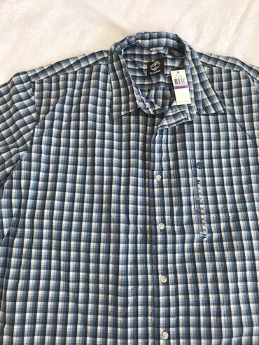 Новые мужские рубашки от бренда Columbia! 100% хлопок, привезли из Аме
