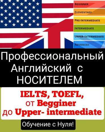 Профессиональные занятия с носителем английского языка. Ваше