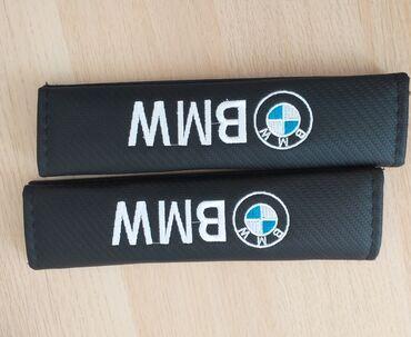 Bmw 2 серия active tourer 220d mt - Srbija: Bmw karbon navlake koje se stavjaju preko pojasa. Cena je za 2