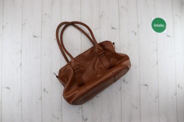 Жіноча сумка Kacharovska   Матеріал: натуральна шкіра Довжина ручок: 2