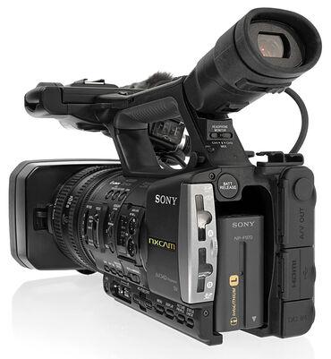 продам видеокамеру в Кыргызстан: Продам видеокамеру SONY NX3e . Камера в отличном состоянии. брал