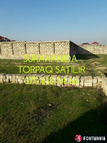Torpaq - Azərbaycan: Torpaq sahələrinin satışı 4 sot Tikinti, Mülkiyyətçi