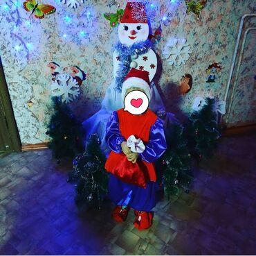 Товары для праздников - Кыргызстан: Костюм гномика.одевали 1 раз.350 сом