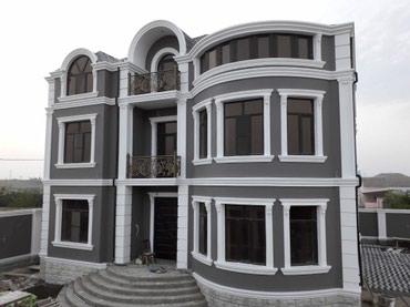 Bakı şəhərində Fasad işleri