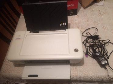 Xırdalan şəhərində HP printer. Katricində problemi var çap eləmir.