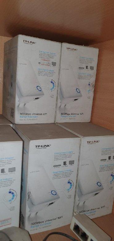 устанавливаем wi fi роутеры в Кыргызстан: WiFi роутеры, адаптеры. Усилитель Wi-Fi сигнала TP-LINK TL-WA850RE